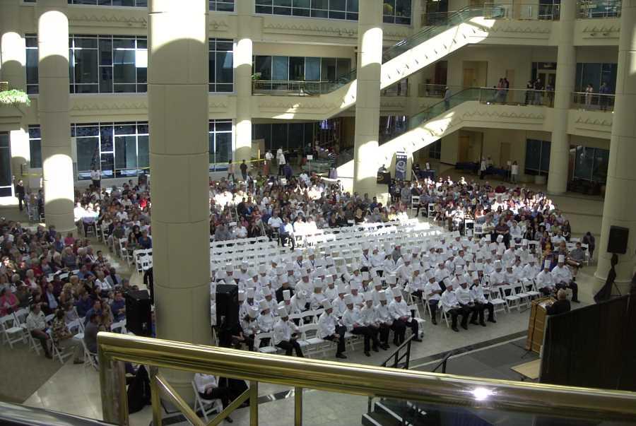 SCI Graduation