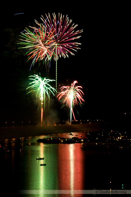 Lake Pleasant Fireworks