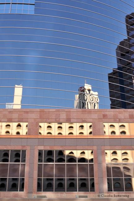 Downtown Phoenix Reflections
